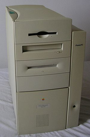 Power Macintosh 9600 - Image: Power Macintosh 9600 350