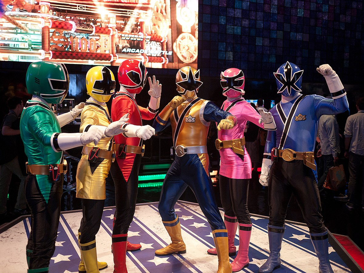 Power Rangers Samurai - Wikipedia, la enciclopedia libre