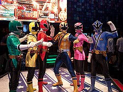 Opinion you Power rangers samurai something