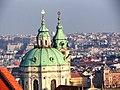 Praga, kościół św. Mikołaja na Malej Stranie - panoramio.jpg