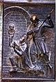Praha - Hrad III. nádvoří - Bronze Door of St.Vitus Cathedral.jpg