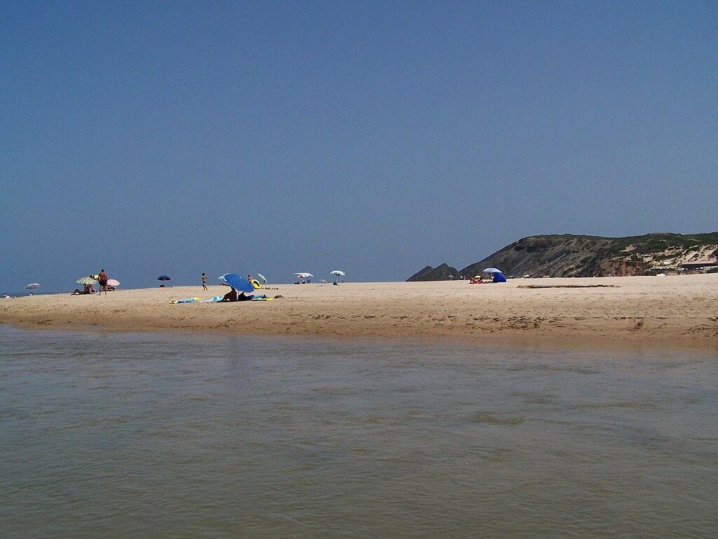 Praia da Amoreira - IV