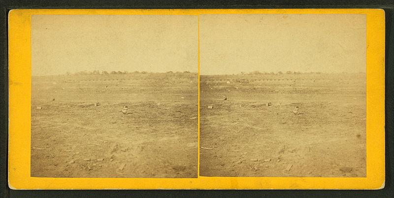 File:Prairie dog town, Abilene, Kansas, 447 miles west of St. Louis, Mo, by Gardner, Alexander, 1821-1882.jpg