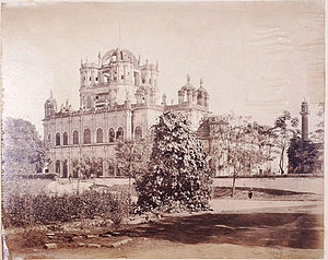 "La Martiniere Lucknow - Constantia before the ""mutiny"""