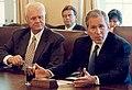 President George W. Bush and Congressman Bill Young.jpg