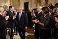 President George W. Bush greets Tom Ridge.jpg