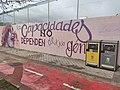 Primer plano mensaje mural Polideportivo Municipal la Concepción 3.jpg