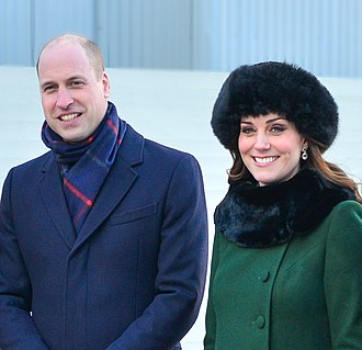 The Royal Foundation - The Duke and Duchess of Cambridge