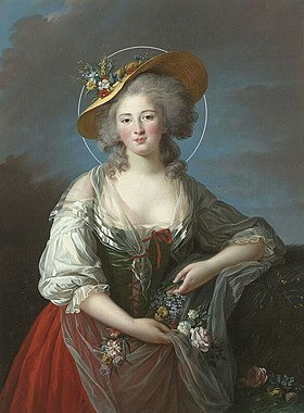 Image illustrative de l'article Élisabeth de France (1764-1794)