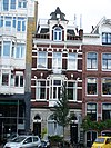 prinsengracht 385 to 395 across