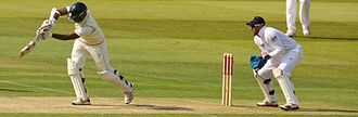 Matt Prior - Image: Prior keepingwicket vs Sri Lanka, 2011
