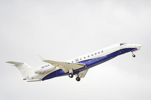 Private Jet OK-SLN - Embraer ERJ 145 (16549184177)
