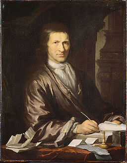 Pronk, Cornelis - Portrait of a Man - Google Art Project