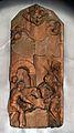 Propsteikirche Brilon, Relief, Fragment des alten Hochaltares, die Geburt Jesu.JPG