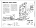 Propulsion System Testing - Marshall Space Flight Center, East Test Area, Dodd Road, Huntsville, Madison County, AL HAER ALA,45-HUVI.V,7F- (sheet 4 of 6).png