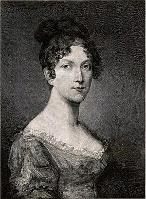 Elisa Bonaparte - Elisa, as Grand Duchess of Tuscany, supported Napoleon's desire to unify Italy under Bonapartist rule.