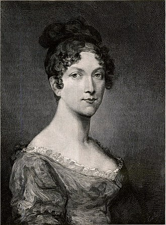 Elisa Bonaparte - Elisa, as Grand Duchess of Tuscany, supported Napoleon's desire to unify Italy under Bonapartist rule.