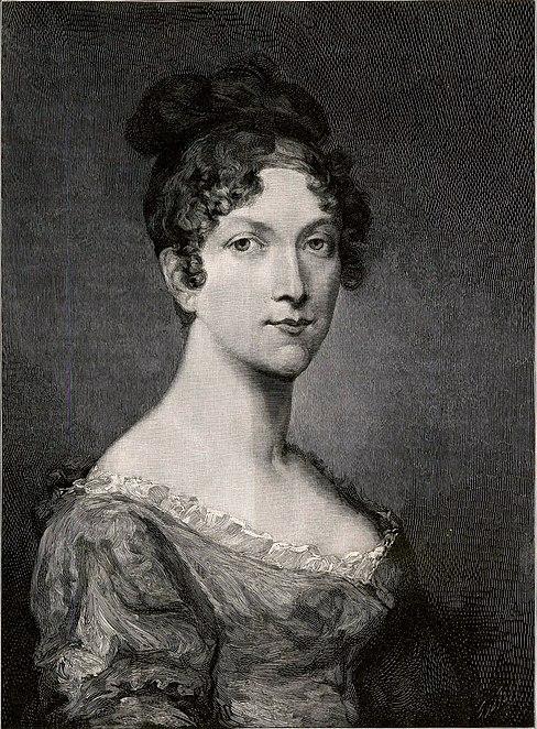 Prud'hon-Elisa Bonaparte