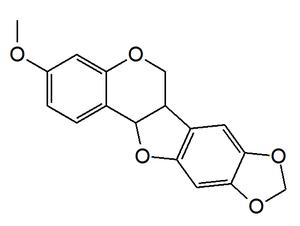 Pterocarpin - Image: Pterocarpin