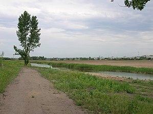 "Omsky District - Nature park ""Ptichya-Gavan"", Omsky District"