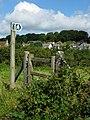 Public footpath at Felton - geograph.org.uk - 1438612.jpg