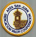 Puerto Rico - Area San Juan - police patch.jpg