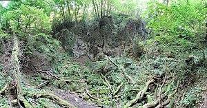 Puritan's Pit - Part of Puritan's Pit.