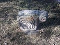 Qaradaran, gravestone 04.jpg