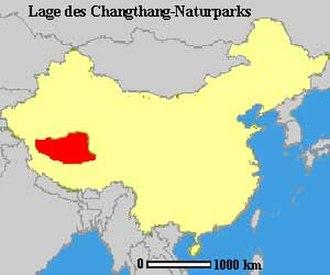 Changtang - The Changtang Wildlife Sanctuary