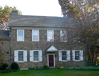Fort Washington, Pennsylvania - Quaker Manor House