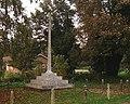 Quarley - War Memorial - geograph.org.uk - 582064.jpg