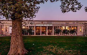 Queens Museum - Image: Queens Museum 1
