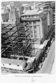 Queensland State Archives 4522 Anzac Square during construction Brisbane March 1955.png