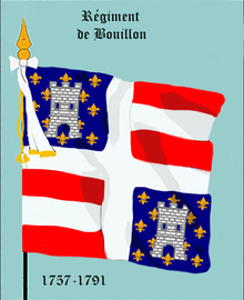 Image illustrative de l'article Régiment de Bouillon
