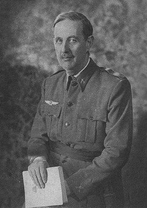 Alfredo Kindelán - Alfredo Kindelán in 1940