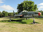 RF-84 F Thunderflash EB-251.JPG
