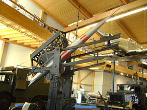 RSA (missile) - RSA Missile