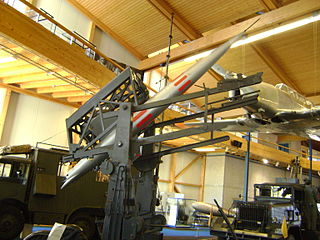 RSA (missile) Type of Surface-to-air missile