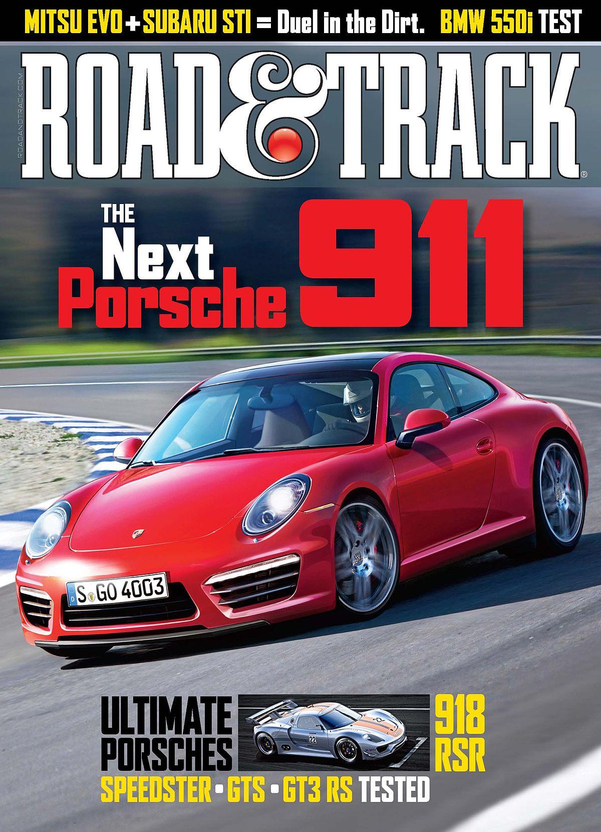 Road Track Wikipedia