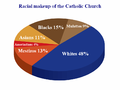 Racial makeup of the Catholic Church.PNG