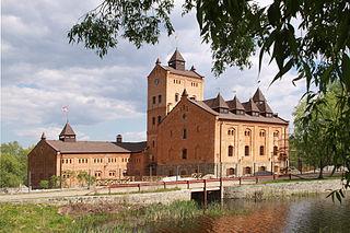 Radomysl paper mill