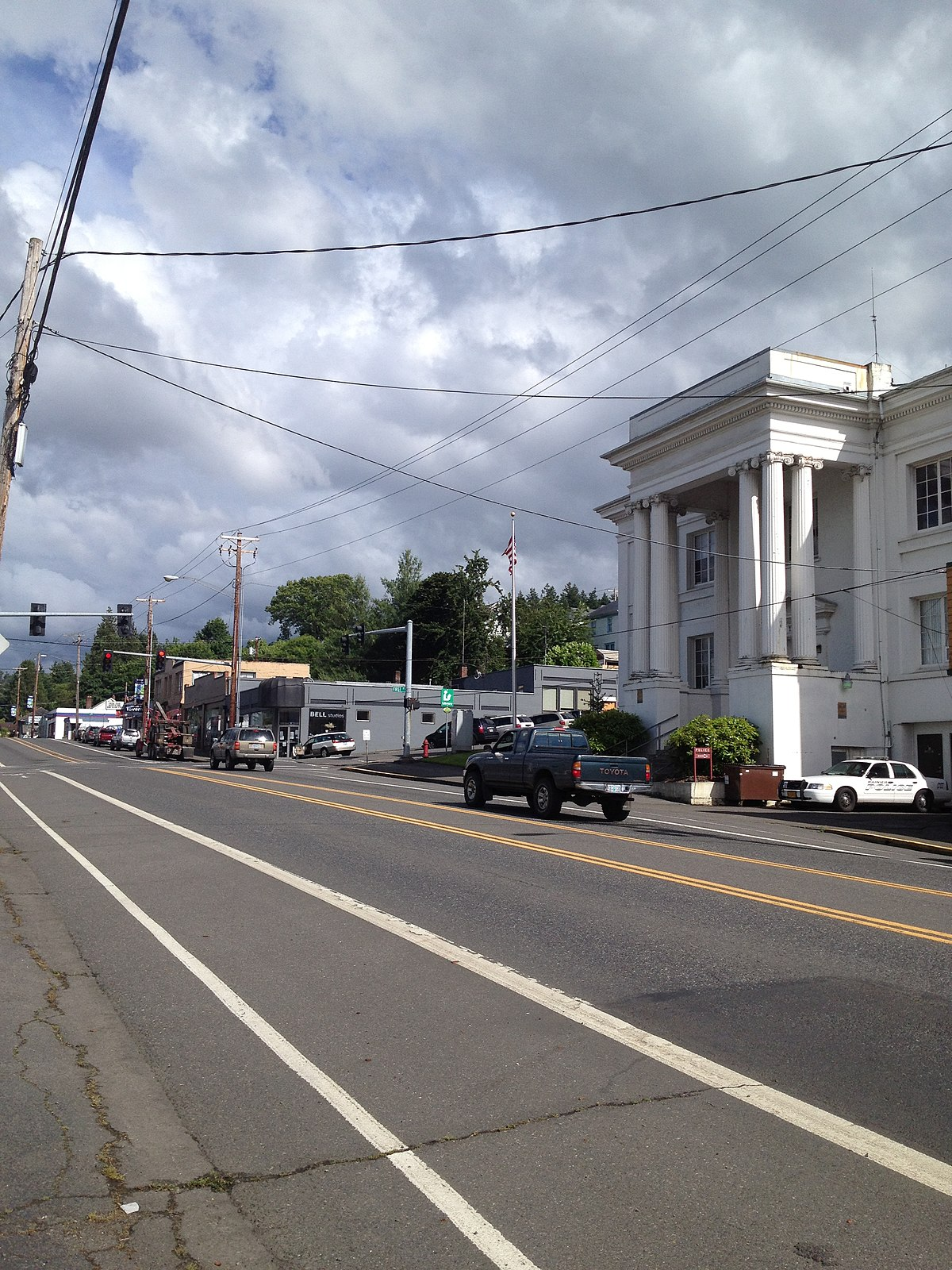 Columbia County Oregon Property Lines