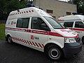 Rallye Rejvíz 2012, Falck Záchranná, VW T5 (01).jpg