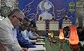 Ramadan 1439 AH, Qur'an reading at Imamzadeh Abdullah Shrine, Gorgan - 20 May 2018 04.jpg