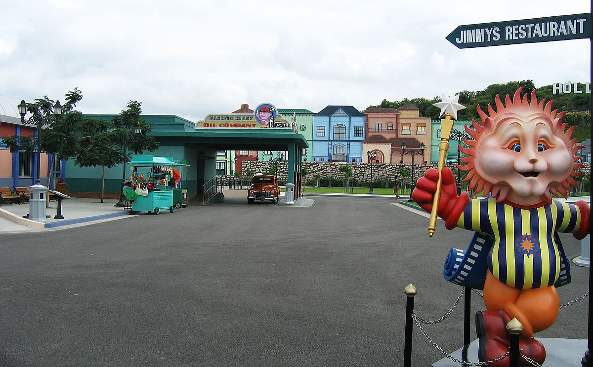 Ramoji Film City Guide Map