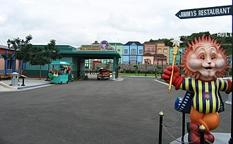 Ramoji Film City - Ramoji Film City