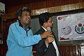 Rangan Datta and Kalyan Sarkar - Wiki Academy - Indian Institute of Technology - Kharagpur - West Midnapore 2013-01-26 3802.JPG