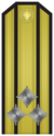 Rank insignia of Капитан I ранг of the Bulgarian Navy.png