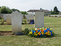 Ranville War Cemetery -16.JPG