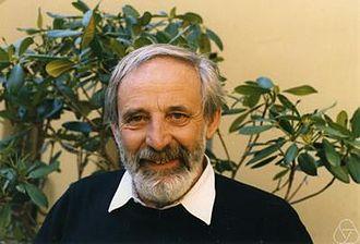 Raoul Bott - Raoul Bott in 1986